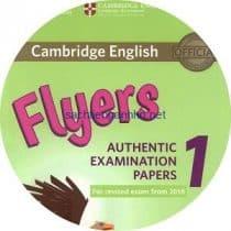 Cambridge English Flyers 1 Class Audio CD 2 2018