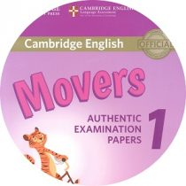 Cambridge English Movers 1 Class Audio CD 2 2018