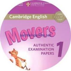 Cambridge English Movers 1 Class Audio CD 2018
