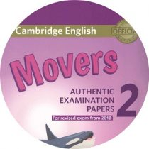 Cambridge English Movers 2 Class Audio CD 1 2018