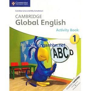 Cambridge Global English 1 Activity Book