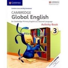 Cambridge Global English 3 Activity Book