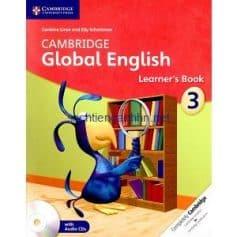 Cambridge Global English 3 Learner's Book