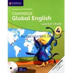 Cambridge Global English 4 Learner's Book