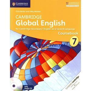 Cambridge Global English 7 Coursebook