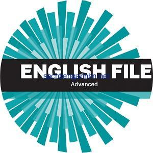 English File 3rd Edition Advanced Class Audio CD
