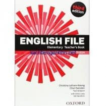 English File Elementary Teacher's Book 3rd Edition