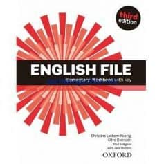 English File Elementary Workbook 3rd Edition