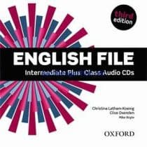 English File 3rd Edition Intermediate Plus Class CD 4