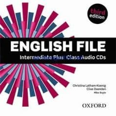 English File 3rd Edition Intermediate Plus Class CD 3