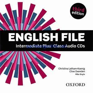 English File 3rd Edition Intermediate Plus Class Audio CD