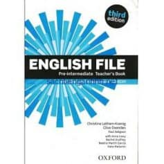 English File 3rd Edition Pre-Intermediate Teacher's Book