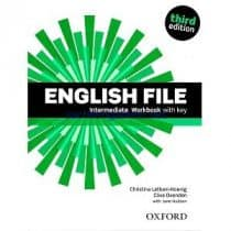 English File Intermediate Workbook 3rd Edition
