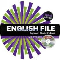 English File 3rd Edition Beginner Workbook Audio CD