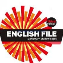 English File 3rd Edition Elementary Class Audio CD