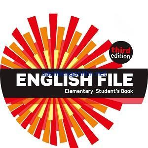 English File Elementary Student's Book 3rd Edition Audio CD
