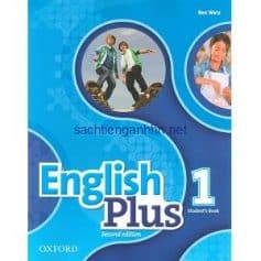English Plus 2nd Edition 1 Student's Book pdf ebook