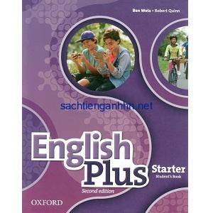 English Plus 2nd Edition Starter Student's Book ebook pdf