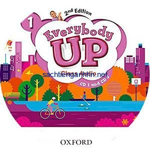 Everybody Up 2nd Edition 1 Class Audio CD