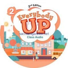Everybody Up 2nd Edition 2 Class Audio CD 1