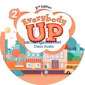 Everybody Up 2 2nd Edition Class Audio CD