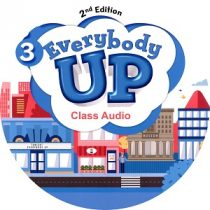 Everybody Up 2nd Edition 3 Class Audio CD 2