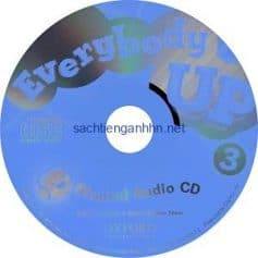Everybody Up 3 Student Audio CD
