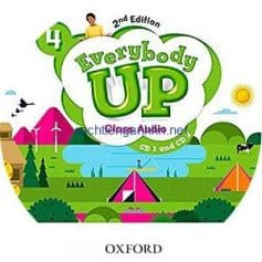 Everybody Up 2nd Edition 4 Class Audio CD 2