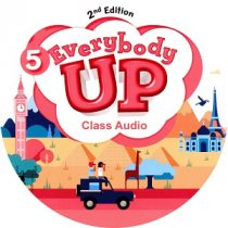 Everybody Up 2nd Edition 5 Class Audio CD 2
