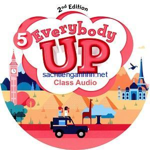 Everybody Up 5 2nd Edition Class Audio CD