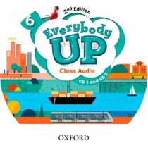 Everybody Up 2nd Edition 6 Class Audio CD 2