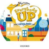 Everybody Up 2nd Edition Starter Class Audio CD 1