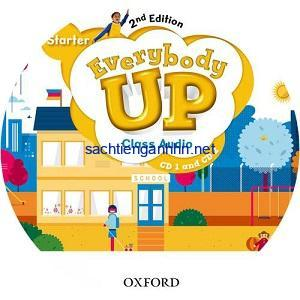 Everybody Up 2nd Edition Starter Class Audio CD