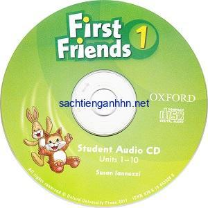 First Friends 1 Student Audio CD American English