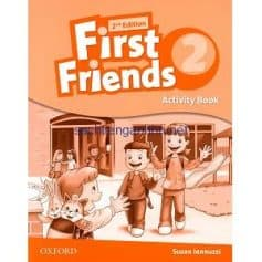 First Friends 2 Activity Book 2nd Edition