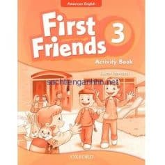 First Friends 3 Activity Book American English