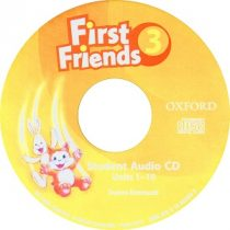 First Friends 3 Student Audio CD American English