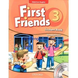 First Friends 3 Student Book American English