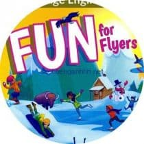 Fun for Flyers 4th Edition Student Book CD 1