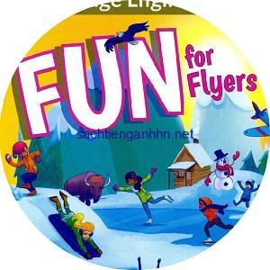 Fun for Flyers 4th Edition Class Audio CD