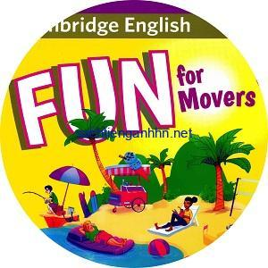 Fun for Movers 4th Student Book Audio CD