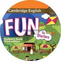 Fun for Starters Student's Book 3rd Edition CD Audio