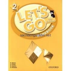 Let's Go 2 Workbook 4th Edition