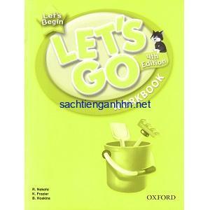 Let's Go Let's Begin Workbook 4th Edition