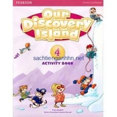 Our Discovery Island 4 Activity Book