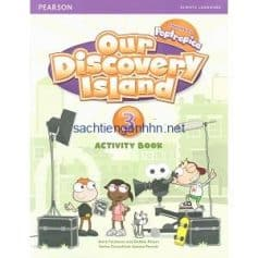 Our Discovery Island 3 Activity Book