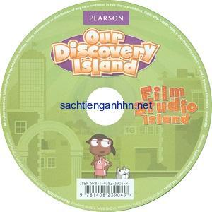 Our Discovery Island British 3 Class Audio CD