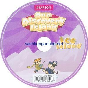 Our Discovery Island British 4 Class Audio CD