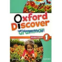 Oxford Discover 1 Grammar Student Book