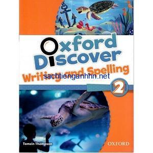 Oxford Discover 2 Writing and Spelling pdf ebook